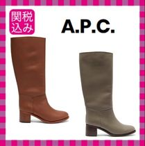 A.P.C. Boots Boots