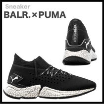 BALR Unisex Street Style Collaboration Sneakers