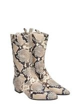 FABIO RUSCONI Casual Style Street Style Boots Boots