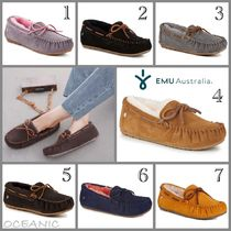 EMU Australia Plain Slip-On Shoes