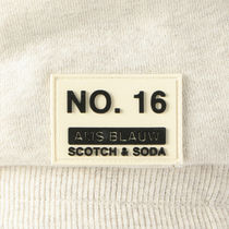 Scotch & Soda Hoodies Unisex Sweat Street Style Long Sleeves Oversized Logo 5