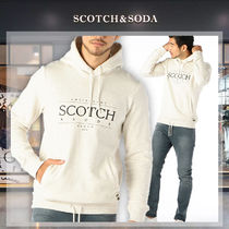 Scotch & Soda Hoodies Unisex Sweat Street Style Long Sleeves Oversized Logo 7