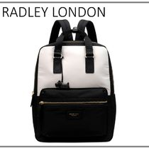 RADLEY Casual Style Nylon Street Style 2WAY Bi-color Plain