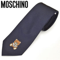 Moschino Silk Ties