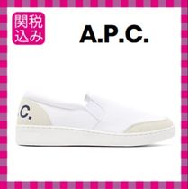A.P.C. Slip-On Shoes