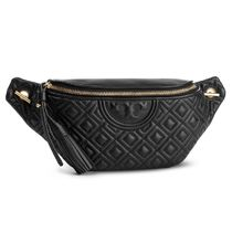 Tory Burch Leather Logo Shoulder Bags