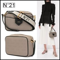 N21 numero ventuno Casual Style Plain Office Style Shoulder Bags