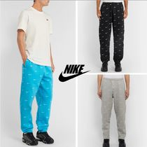 Nike Tapered Pants Sweat Cotton Tapered Pants