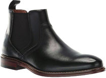 STACY ADAMS Mountain Boots Leather Chelsea Boots Outdoor Boots