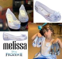 Melissa Petit Collaboration Kids Girl Ballet Flats
