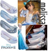 Disney Collaboration Kids Girl Ballet Flats