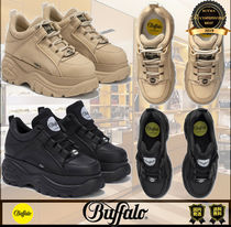 Buffalo LONDON Rubber Sole Casual Style Unisex Blended Fabrics Street Style