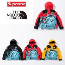 Supreme Unisex Street Style Collaboration Windbreaker MA-1