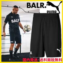 BALR Street Style Collaboration Plain Joggers Shorts