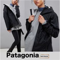 Patagonia Casual Style Unisex Street Style Plain Outerwear