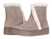 SOLUDOS Casual Style Suede Leather Boots Boots