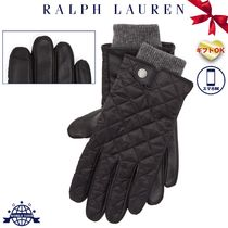 Ralph Lauren Other Check Patterns Nylon Leather