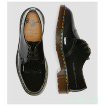 Dr Martens Street Style Collaboration Leather Oxfords