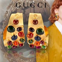 GUCCI Casual Style Unisex Blended Fabrics Party Style