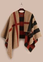 Burberry Other Check Patterns Ponchos & Capes