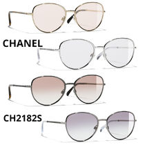 CHANEL Unisex Sunglasses