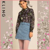 KLING Star Long Sleeves Shirts & Blouses