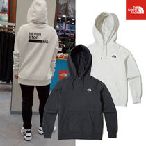THE NORTH FACE WHITE LABEL Unisex Long Sleeves Plain Hoodies