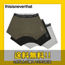 thisisneverthat Street Style Briefs