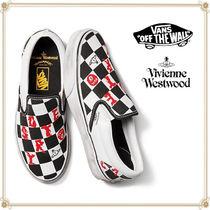 Vivienne Westwood Other Check Patterns Street Style Loafers & Slip-ons