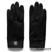 Ron Herman Unisex Plain Handmade Gloves Gloves