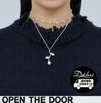 OPEN THE DOOR Street Style Chain Necklaces & Chokers