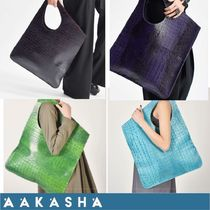 Aakasha Unisex Other Animal Patterns Leather Elegant Style Bags