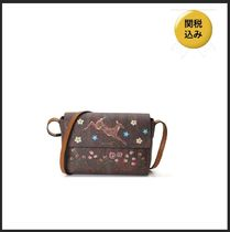 ETRO Casual Style Elegant Style Shoulder Bags