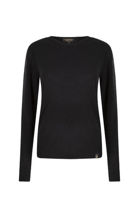 Cashmere Long Sleeves Plain Cashmere