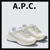 A.P.C. Low-Top Sneakers