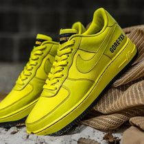 Nike AIR FORCE 1 Street Style Collaboration Sneakers