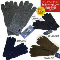 POLO RALPH LAUREN Plain Gloves Gloves