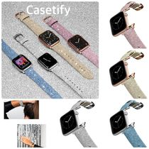 casetify Casual Style Blended Fabrics Watches