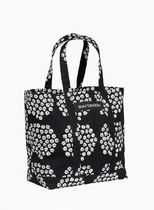 marimekko Flower Patterns Casual Style Canvas A4 Office Style Totes