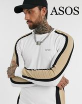 ASOS Crew Neck Street Style Long Sleeves Long Sleeve T-Shirts