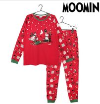 Moomin Unisex Other Animal Patterns Cotton Home Party Ideas