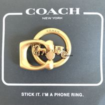 Coach Blended Fabrics Smart Phone Cases