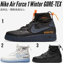 Nike AIR FORCE 1 Street Style Collaboration Boots