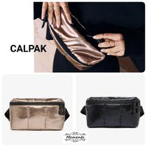 CALPAK Casual Style Plain Crossbody Shoulder Bags