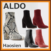 ALDO Plain Toe Casual Style Plain Other Animal Patterns