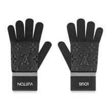 Louis Vuitton My Monogram Eclipse Gloves