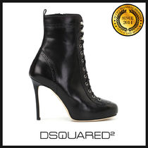 D SQUARED2 Plain Ankle & Booties Boots