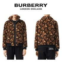 Burberry Casual Style Unisex Street Style Medium Party Style MA-1