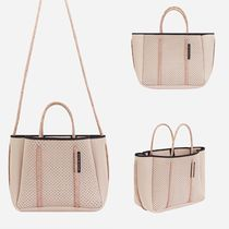 State of Escape Casual Style 2WAY Plain Handmade Crossbody Shoulder Bags