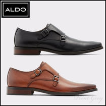 ALDO [ALDO] Leather Monkstrap Dress Shoes - Agraulle